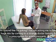 Falske sykehusets lege fornekter antidepressiva for sex