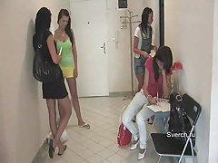 Tsjekkisk jente avstøpning 1