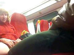 BBC på putney tog - Storbritannia