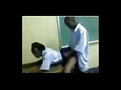 Afrikanske studenter - utholdende i klasserommet