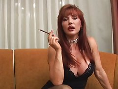 Varm modne vanessa røyke før sex