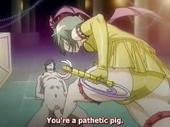 Hentai anime femdom eksperiment