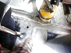 Å hjelpe du store rumpa varme rør metall p1