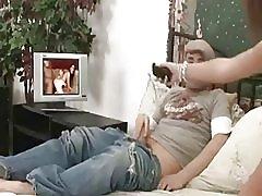 Ektemann dele kone s elsker s kuk