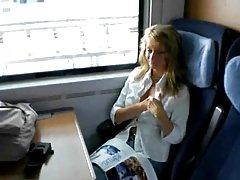 Sex på toget