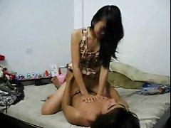 Amatør thailand kjæreste fuck rommet