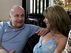 Tilfredsstillende kona til fantasy (bbc gangbang