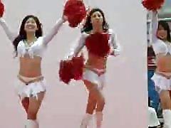 Cheerleaders upskirt av loyalsock