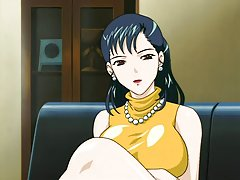 Hentai husmødre gå til sex skolen
